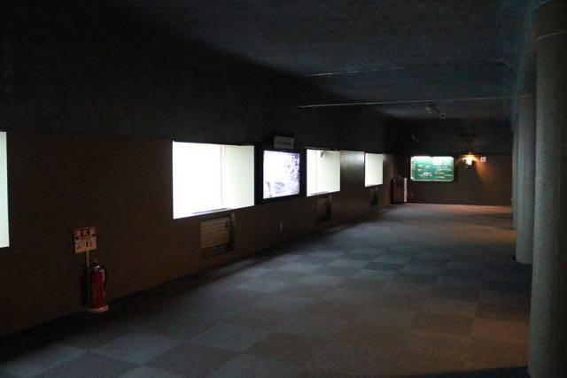 サケのふるさと千歳水族館 水中監察室