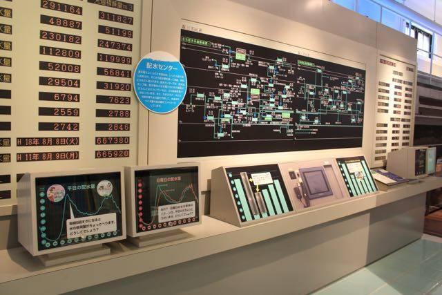 札幌市水道記念館 パソコン