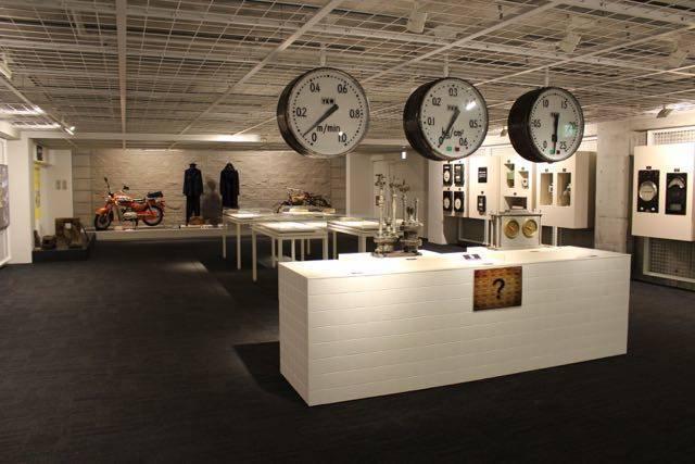 札幌市水道記念館 水道記念室