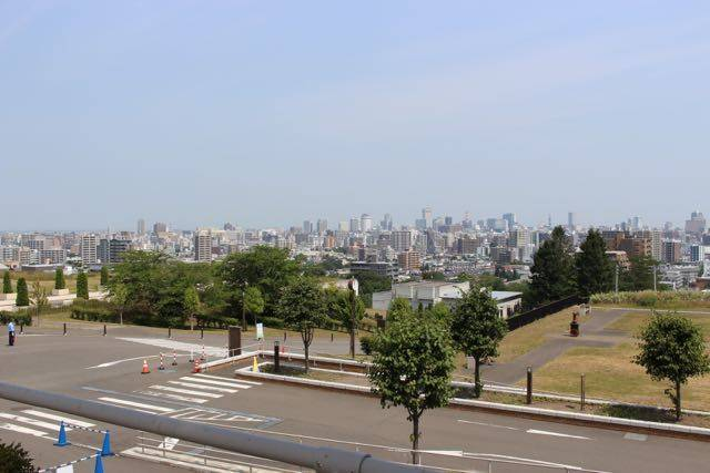 札幌市水道記念館 景色