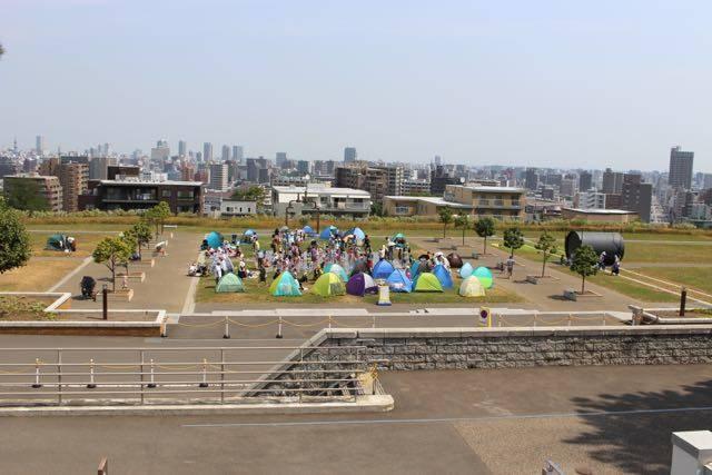 札幌市水道記念館 噴水