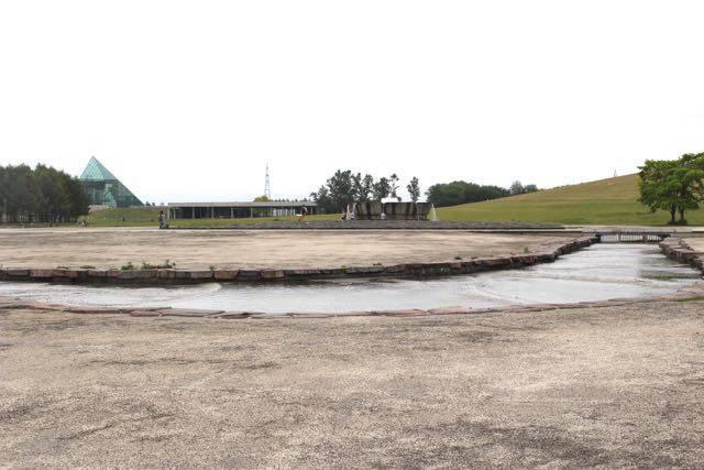 モエレ沼公園 カナール