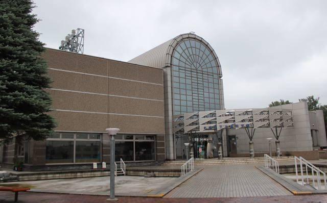 札幌市下水道科学館 建物