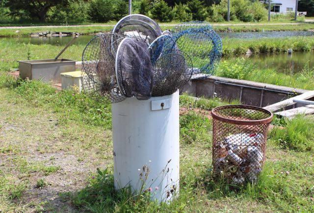 小林養鯉場 網