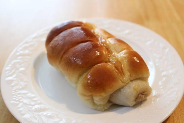 どんぐり ちくわパン
