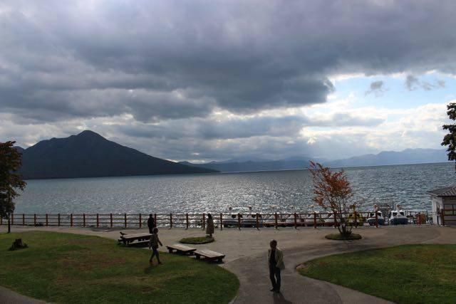 支笏湖温泉 散策