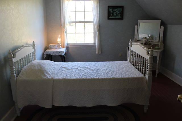 来客用の寝室