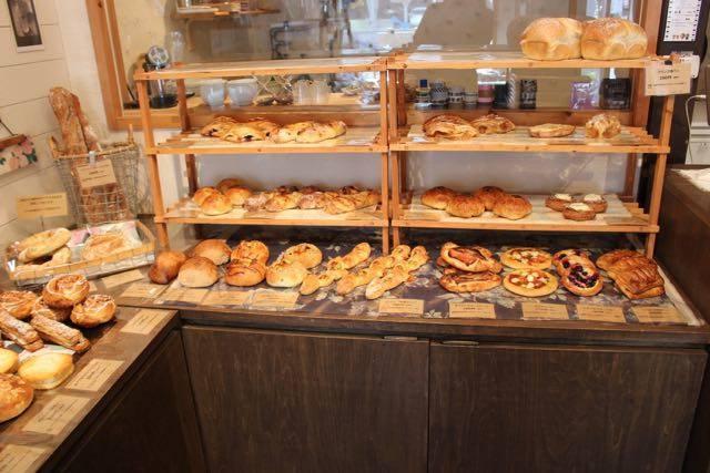 ポームのパンたち