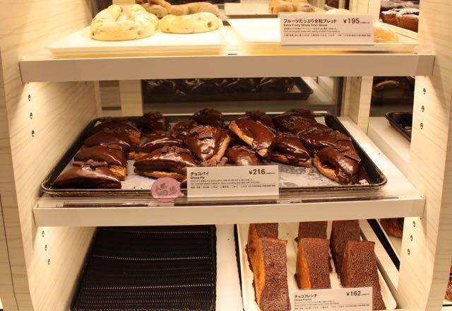 スイーツ系パン