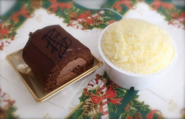 セコマ ミニクリスマスケーキ