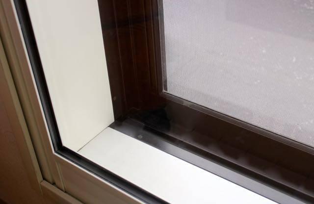 断熱ガラス窓