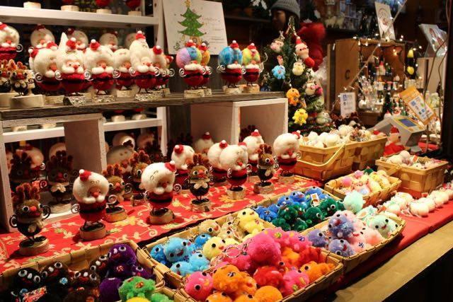 クリスマス市 クリスマス雑貨