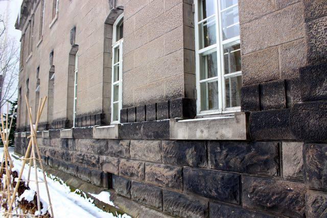 札幌資料館 軟石