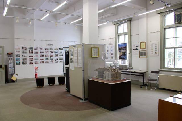 まちの歴史展示室