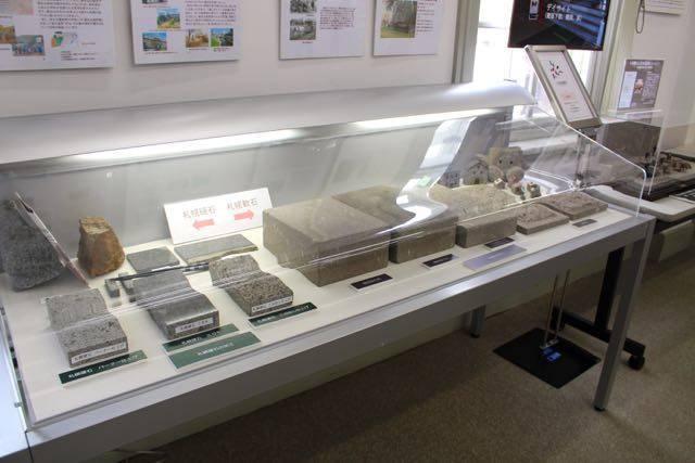 札幌資料館 札幌軟石