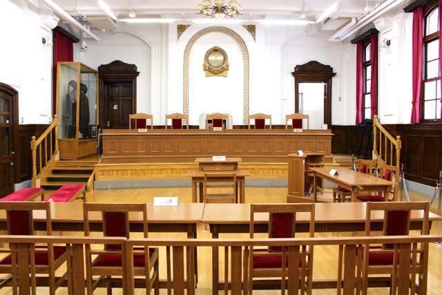 札幌資料館 控訴院