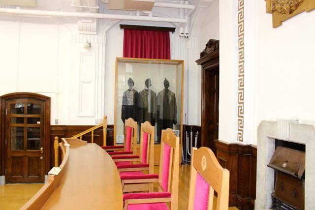札幌控訴院 法服