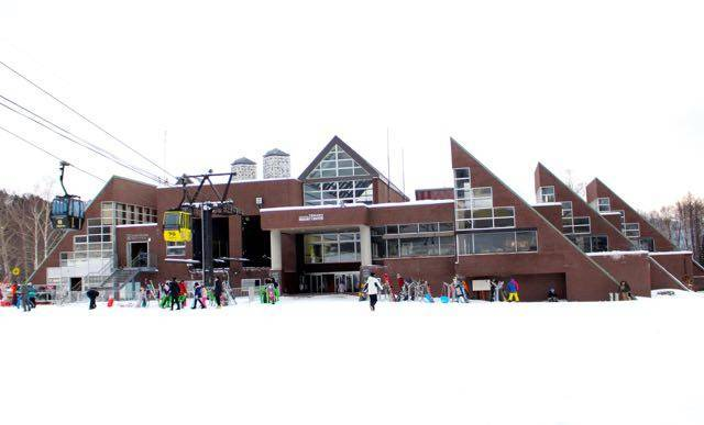 星野リゾートトマム リゾートセンター