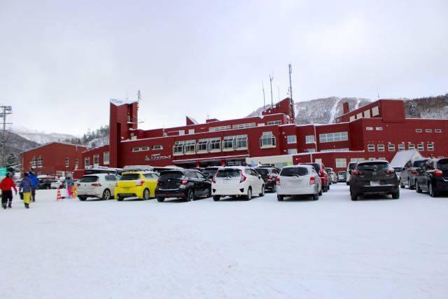 札幌国際スキー場 スキーセンター