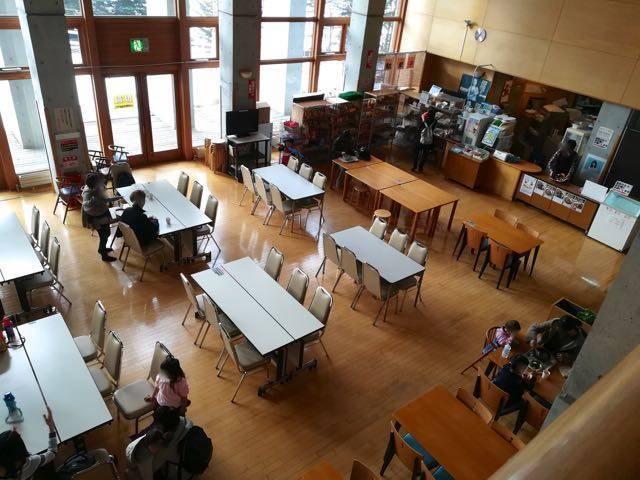 川下公園 レストラン