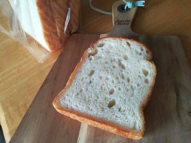 円麦 食パン