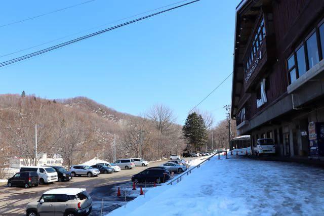 さっぽろ ばんけいスキー場 駐車場