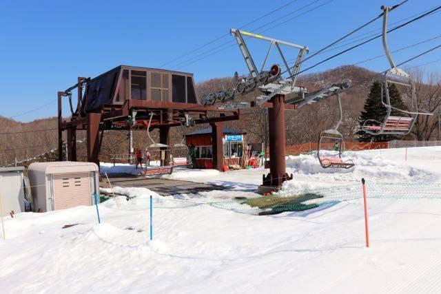さっぽろばんけいスキー場 リフト