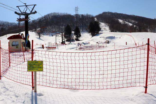 さっぽろばんけいスキー場 わくわくスノーランド