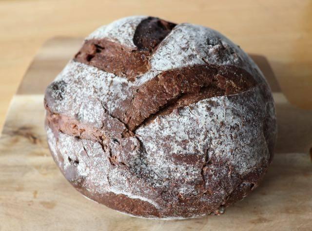チョコラータ ポーズパン