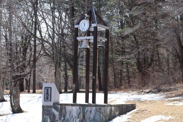 緑ヶ丘公園 100歳の鐘