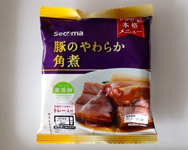 セイコーマート 豚のやわらか角煮