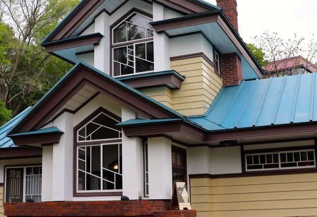 旧小熊邸 窓