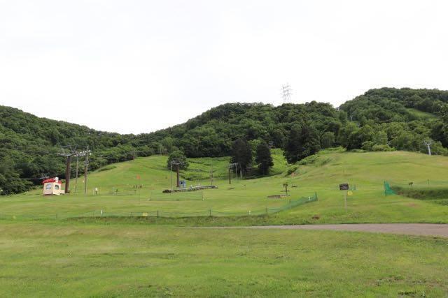 ばんけいスキー場 パークゴルフ