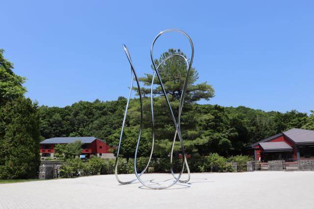 札幌芸術の森美術館 正面