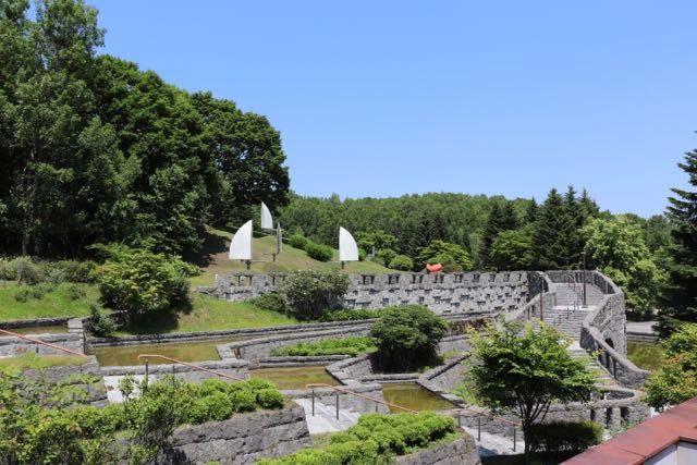 野外美術館 札幌芸術の森