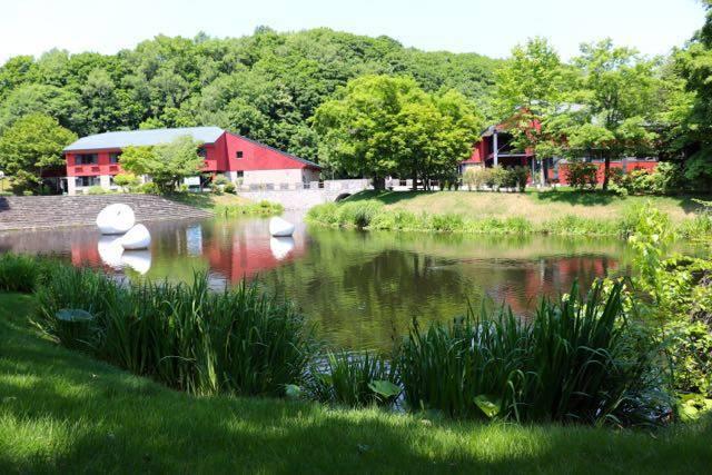 札幌芸術の森 池