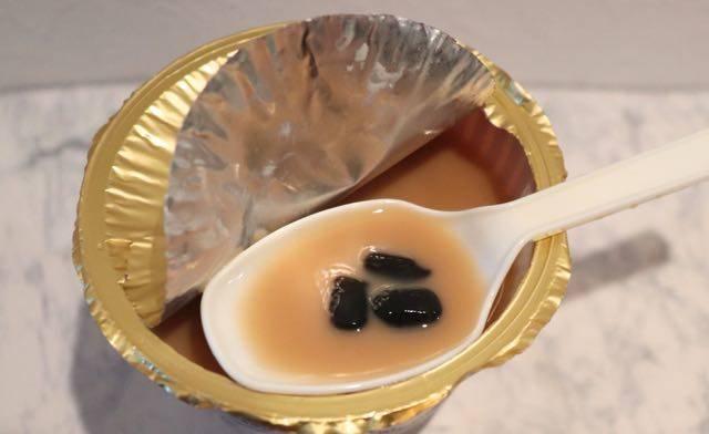 セイコーマート タピオカ黒糖ラテ