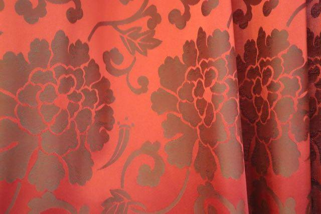 豊平館 カーテン