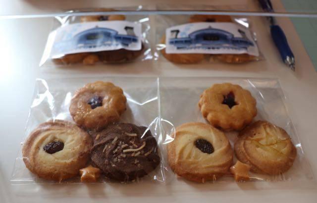 豊平館 オリジナル焼き菓子