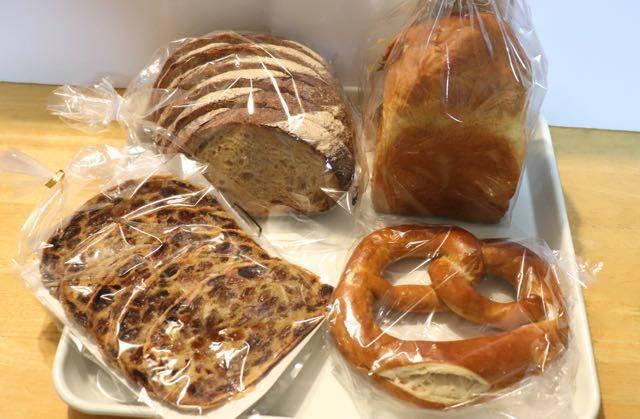ブルクベーカリー円山本店 おすすめパン