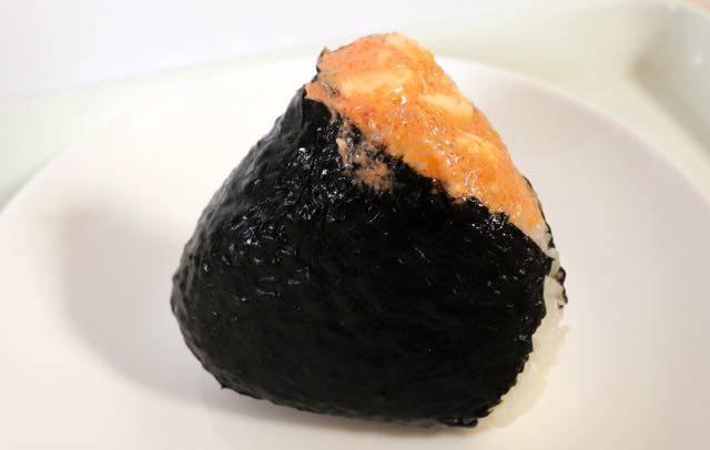 どんぐりのおにぎり 明太クリームチーズマヨ