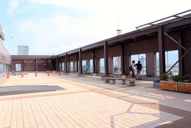 札幌市役所 展望回廊