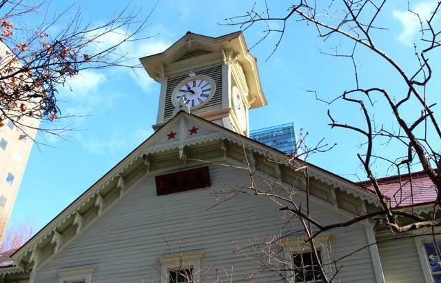 札幌時計台 外観
