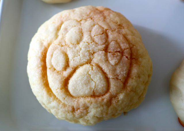 シロクマベーカリー シロクマメロンパン