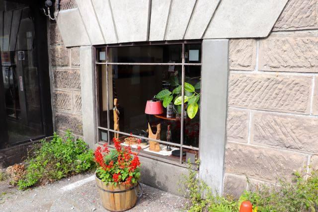 サッポロ珈琲館平岸店 かつての出入り口