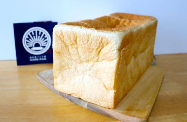 晴れパン 純生食パン