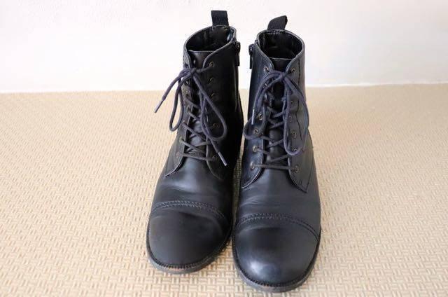 靴底張り替え
