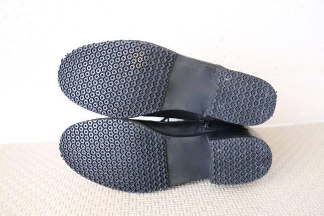 靴底張替え後