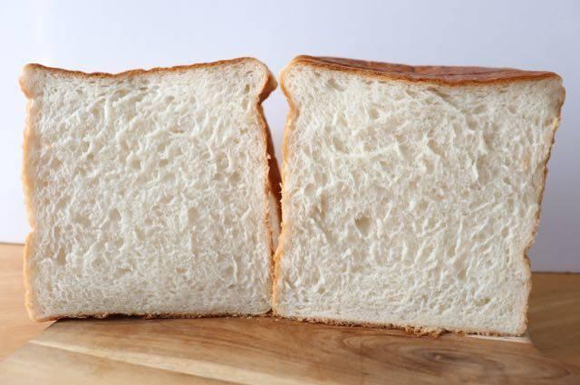 ルミトロン 食パン