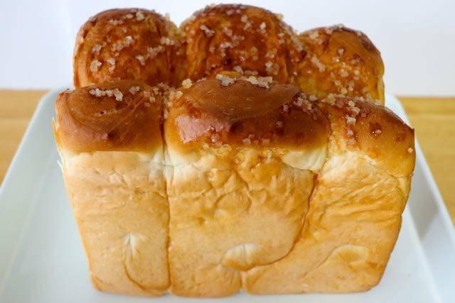角食ラボ メープル食パン